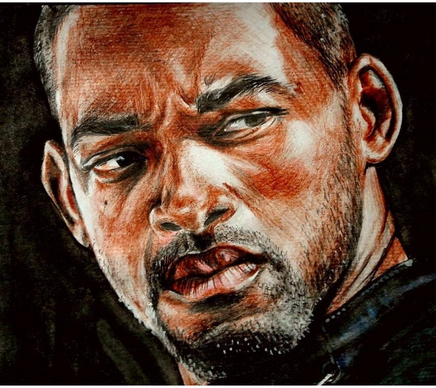 Will Smith por adetomir
